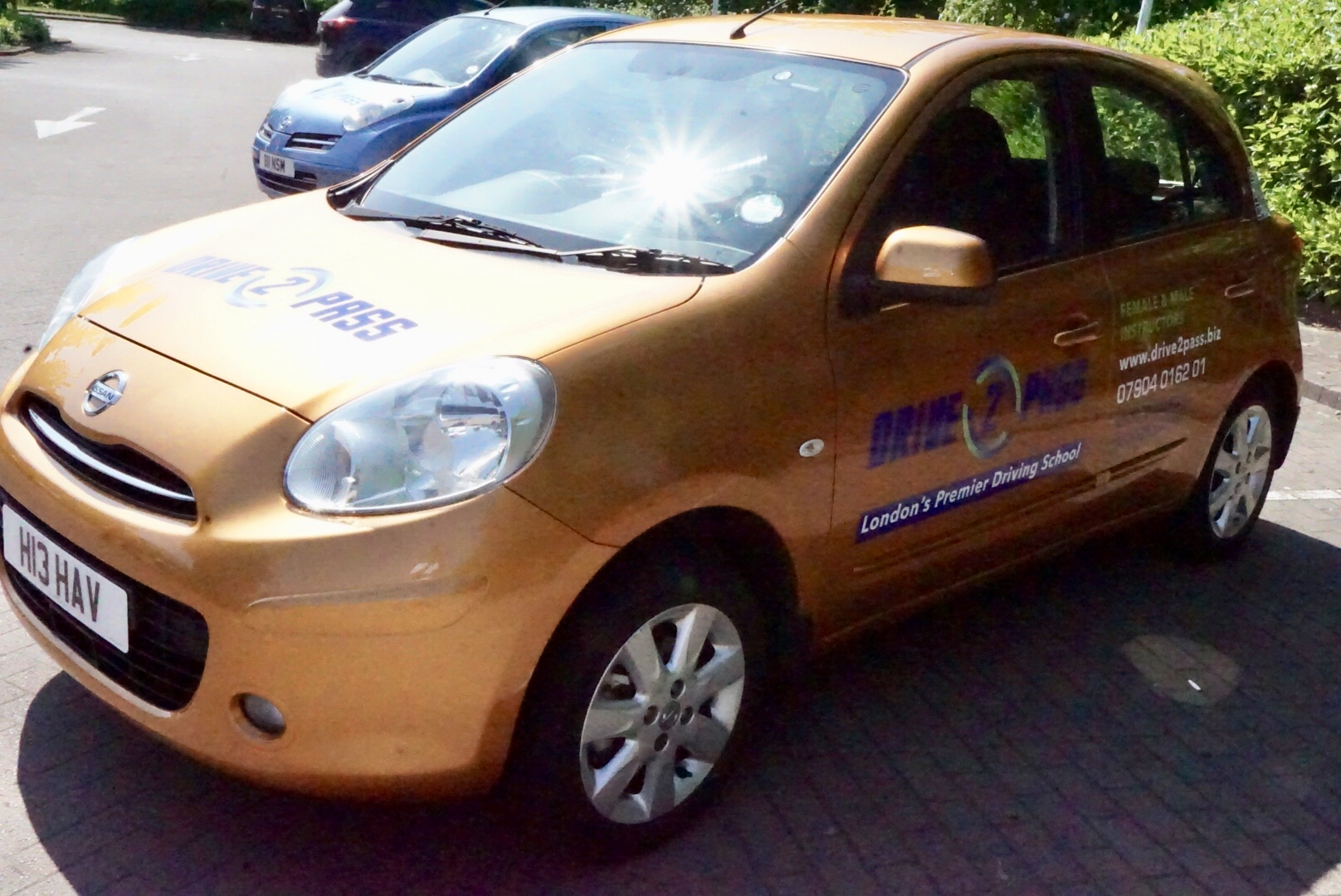 Automatic Driving Lessons London